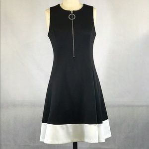 DKNY Women's Fit & Flare Dress size 8